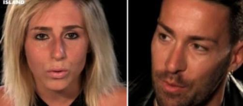 Temptation Island 2018, Michael criticato per le dure parole verso la fidanzata Lara Zorzetto