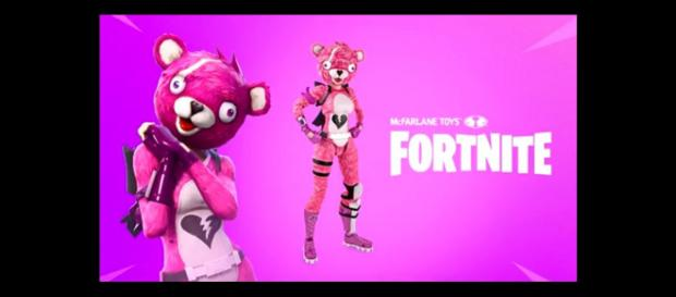 A prototype figure of a 'Cuddle Team Leader' is depicted. - [Fire Monkey / YouTube screencap]