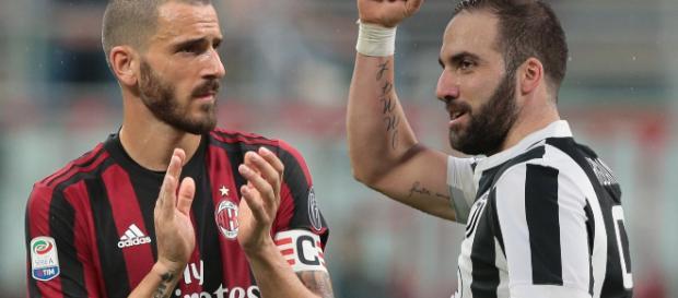 Juventus transfer news: Higuain moves closer to Milan as Bonucci ... - goal.com