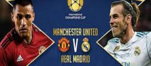 Real Madrid cae ante el Manchester United