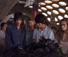 El hijo de Monty y Harper aparece en la temporada 6 de The 100