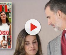 Un medio portugués habla del divorcio de los reyes Felipe VI y Letizia