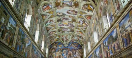 Casting per Giudizio Universale - Michelangelo and the secrets of the Sistine Chapel e uno spot pubblicitario