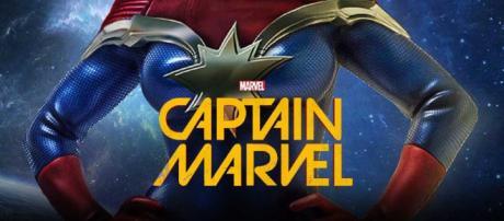 Publicadas las primeras imágenes de la Capitana Marvel de Brie Larson