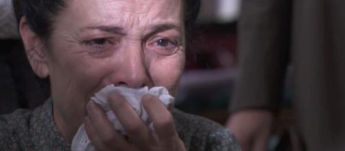 Anticipazioni Una Vita: Fabiana apprende il decesso della figlia Cayetana