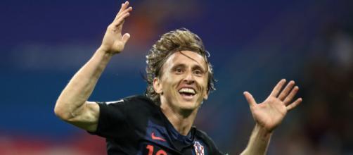 Calciomercato Inter: Luka Modric incontra il presidente del Real Madrid, Florentino Perez - fifa.com