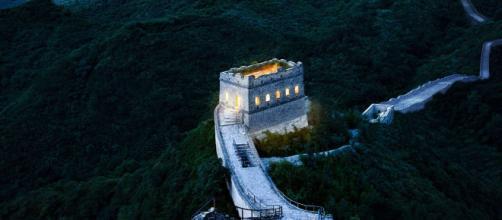 Cancelan concurso para pasar una noche en la Muralla China