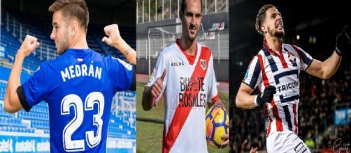 El Rayo Vallecano anunciará en las próximas horas la llegada de Medrán, Armenteros y Fran Sol