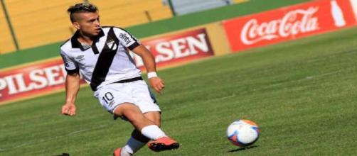 Ignácio González, do Danúbio-URU, está muito perto de ser anunciado pelo Fluminense (Foto: Divulgação/Danubio)