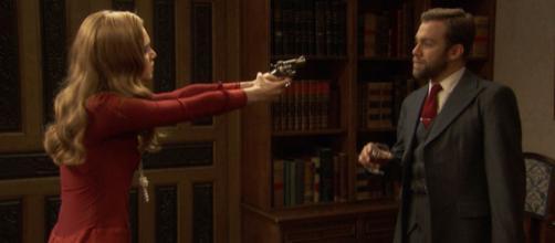 Il Segreto: Julieta minaccia Fernando