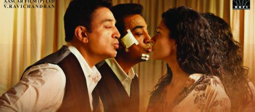 Kamal Haasan's Vishwaroopam 2 Movie released: (Image Credit: Aascar Films PVT Ltd/Twitter)