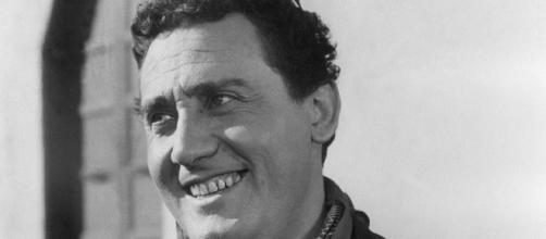 L'indimenticato attore romano Alberto Sordi