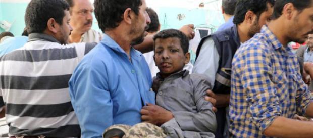 Ataque aéreo en Yemen encabezado por Arabia Saudita deja 29 niños asesinados