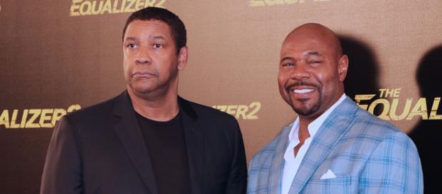 Denzel Washington y Antoine Fuqua presentan 'The Equalizer 2'