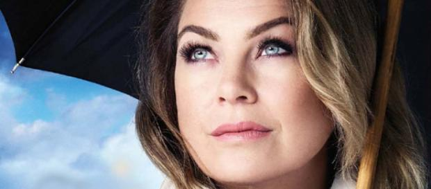 Ellen Pompeo's character Meredith Grey won't be falling in love during Grey's Anatomy season 15. [Image Hunterfk88/Wikimedia]