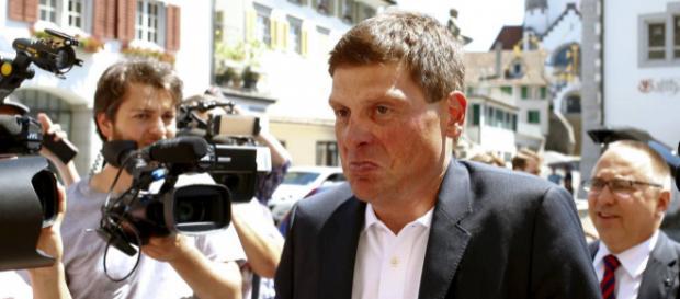 Jan Ullrich è stato arrestato a Francoforte.