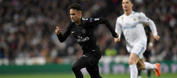 Neymar terminó quedándose en el PSG. Foto depor.com