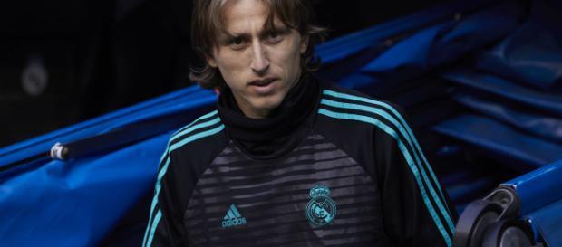Reunión inminente entre Modric y Real madrid
