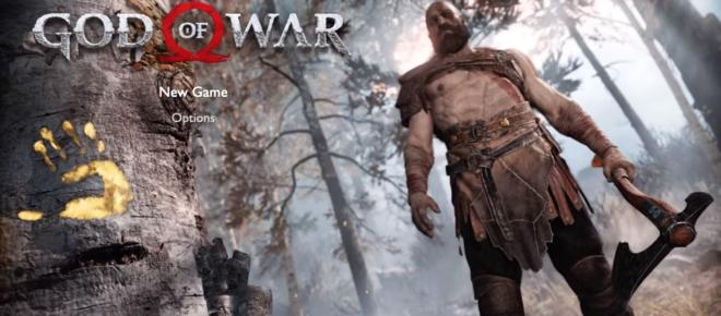 God of War PS4 dev confirms New Game Plus Mode will release this month
