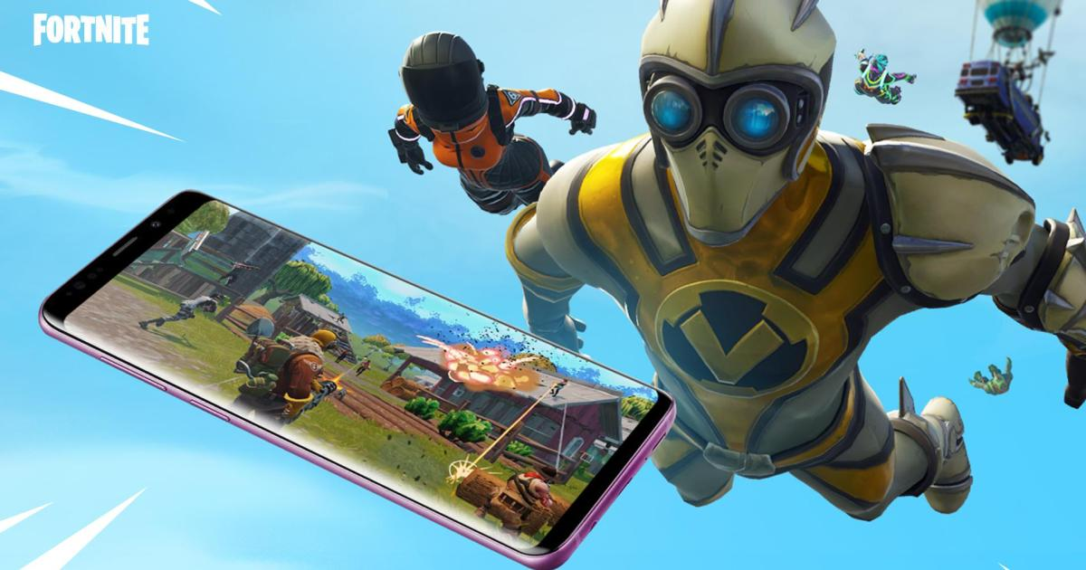 Fortnite Battle Royale for Android is not available on