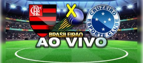 Flamengo e Cruzeiro jogam neste domingo (12), às 16 horas