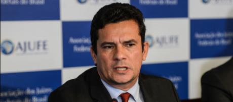 Sérgio Moro prefere não se manifestar sobre convite de Álvaro Dias