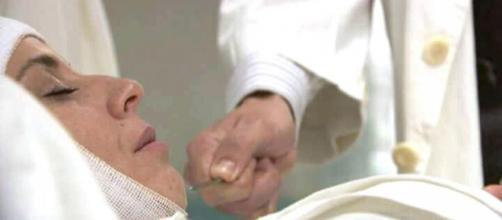 Anticipazioni Il Segreto: un falso medico vuole uccidere la maestra Adela