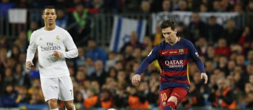 Cristiano y Messi se disputan el premio al mejor delantero de la última Champions
