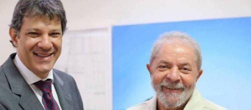 Haddad vai assumir posição de Lula nos debates da TV