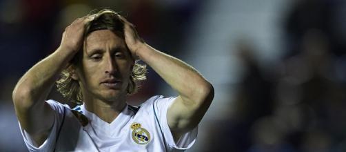 Luka Modric, a lungo corteggiato dall'Inter - fonte: ligapromanager.com