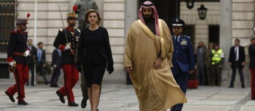 Un informe revela que España es uno de los principales vendedores de armas a Arabia Saudita