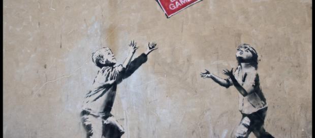 Banksy expone en Rusia sin saberlo: no tiene nada que ver conmigo
