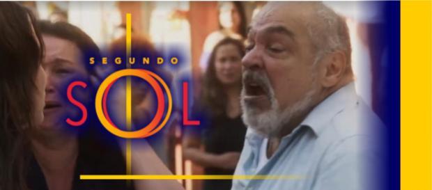 Roberto Bonfim confessa que por causa do 'Agenor', é xingado nas ruas