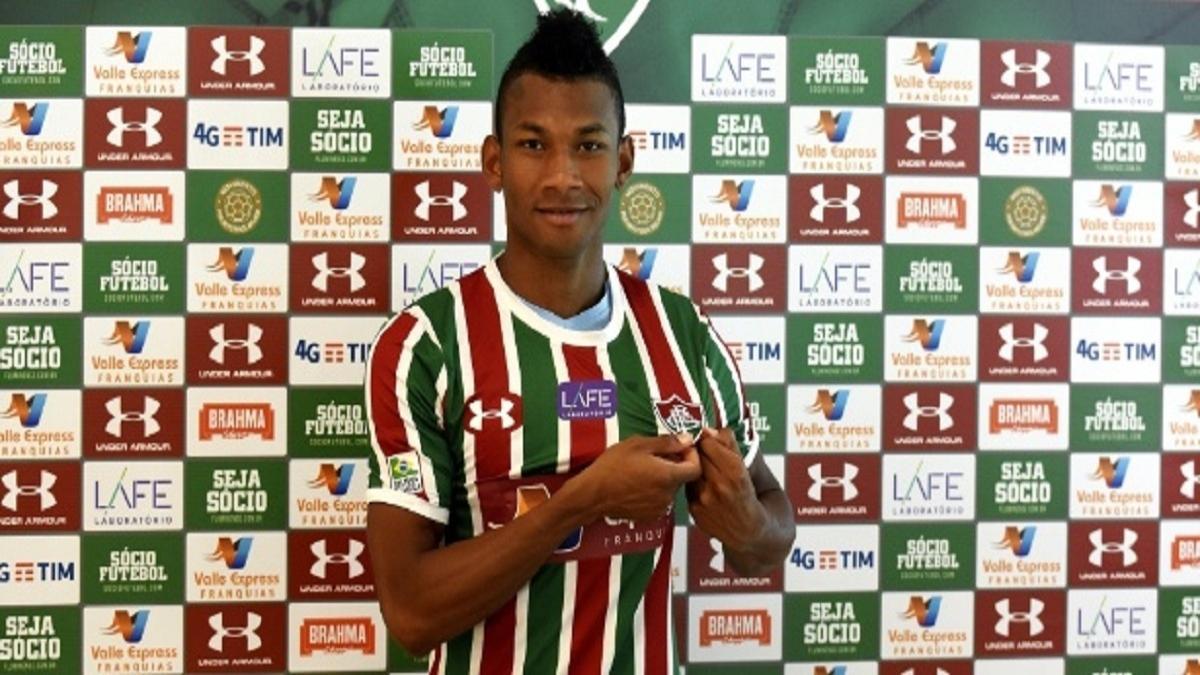 272a19648b Novo patrocinador master do Fluminense deve vir do continente asiático