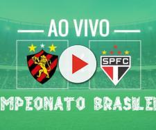 Campeonato Brasileiro: Sport x São Paulo