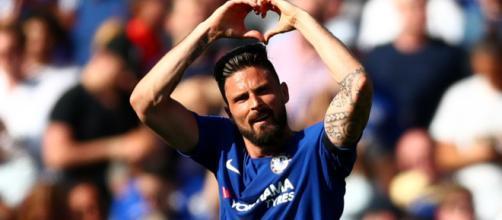 Giroud quiere quedarse en el Chelsea