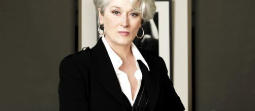 Meryl Streep interpretou uma chefe abusiva em Diabo Veste Prada
