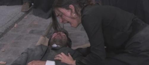 La morte di Pablo e la disperazione di Leonor.