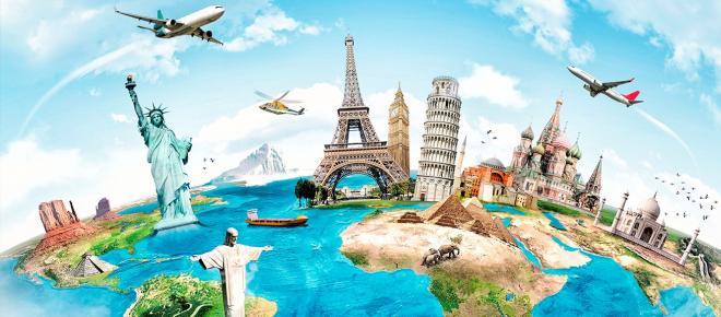Roma y nueva York son los principales destinos elegidos por los españoles para viajar