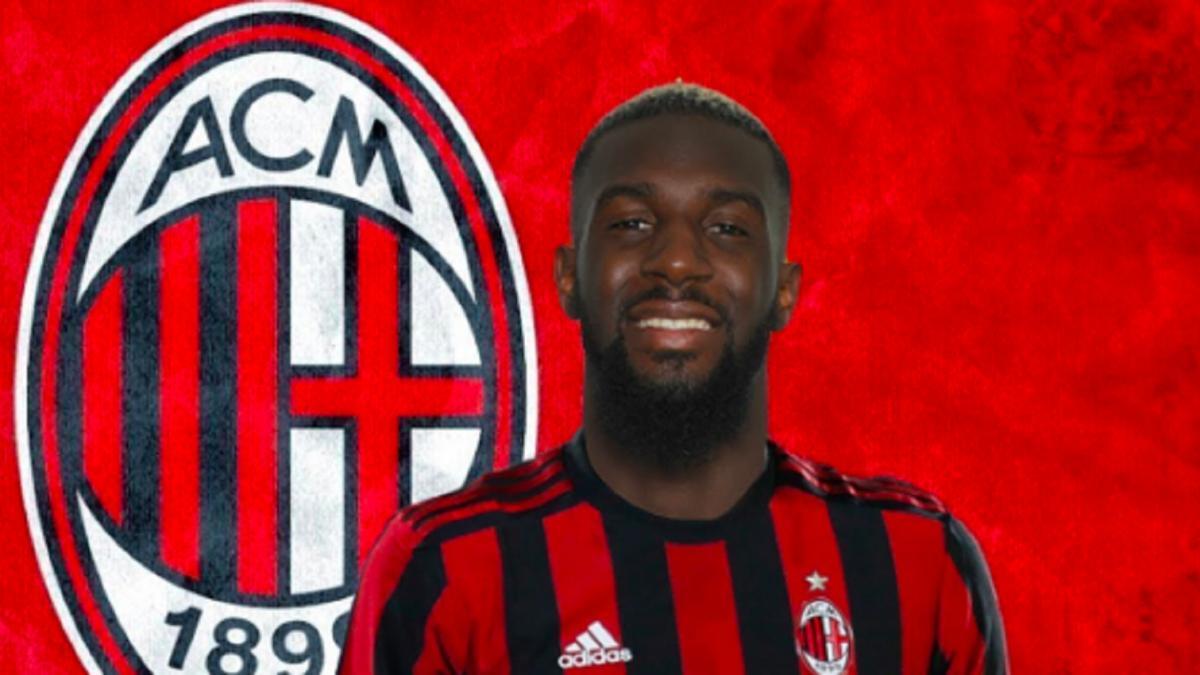 Terza Maglia AC Milan TIEMOUE' BAKAYOKO