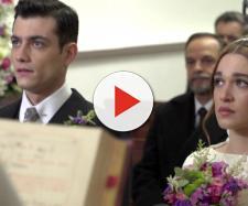 Il Segreto: Julieta e Prudencio sposi