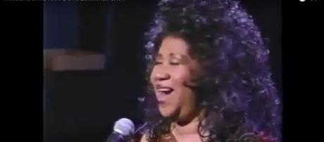 Aretha Franklin's catalog reaches from soul masterpieces to opera, encompassed by her range. [Image Source: Sheroderick Johnson - YouTube]