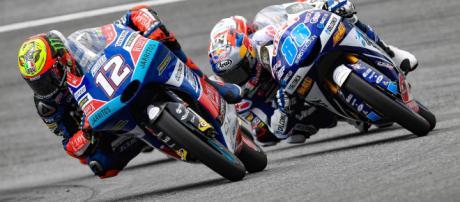 Jorge Lorenzo se quedó con el GP de Austria relegando a Márquez