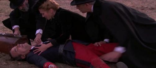 Anticipazioni Una Vita: Arturo ferito gravemente durante il duello con Victor