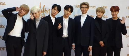 BTS release Epiphany song ahead of Love Yourself: Tear album/ Photo via NewsInStar, Wikimedia Commons