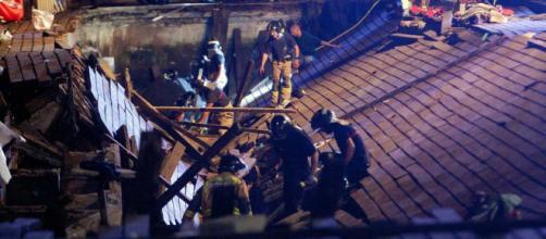 Cientos de heridos en el accidente de Vigo