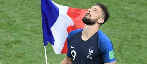 Giroud: «J'ai tout donné pour l'équipe» - Russie 2018 - Coupe du ... - lefigaro.fr