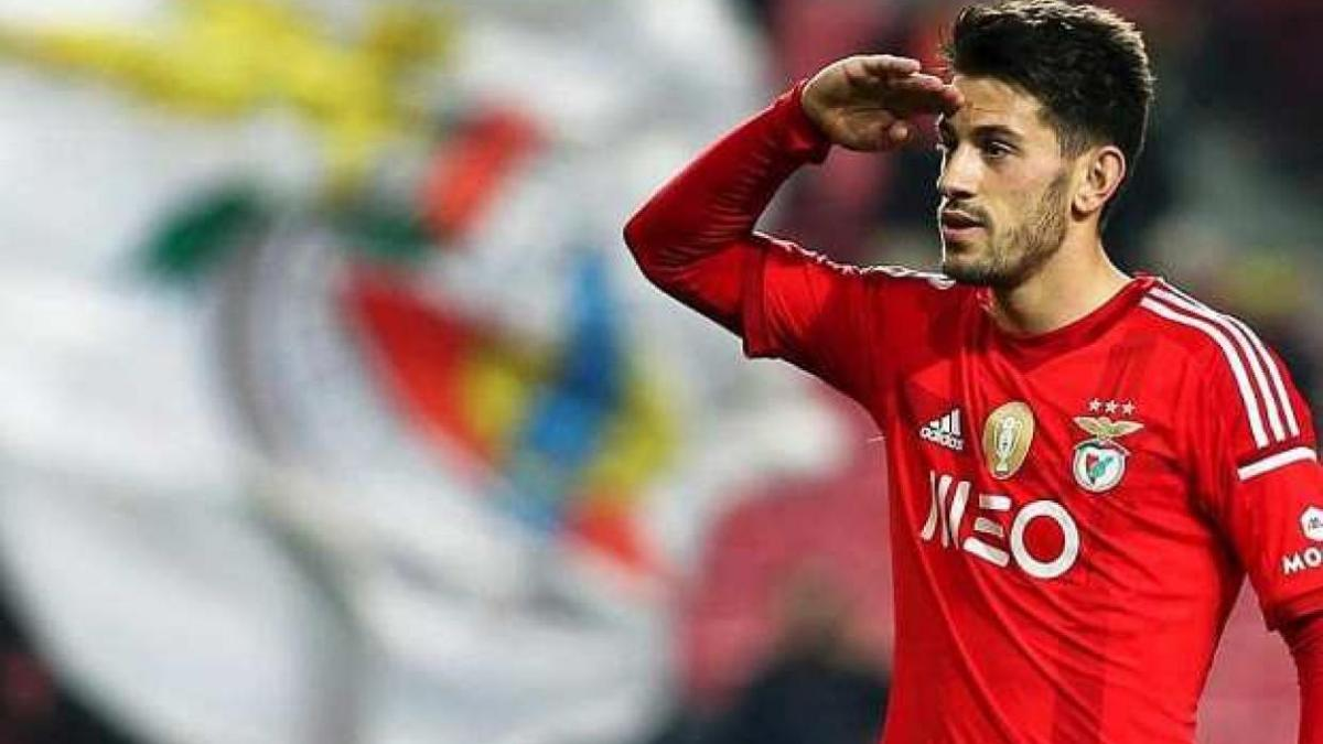 Maillot SL Benfica T. Ebuehi