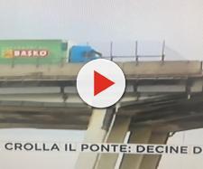 Genova, 35 morti e decine di feriti nel crollo del ponte Morandi