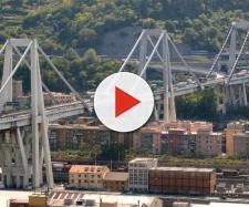 Genova, crolla una porzione del viadotto Morandi: probabili automobili coinvolte e persone sotto le macerie